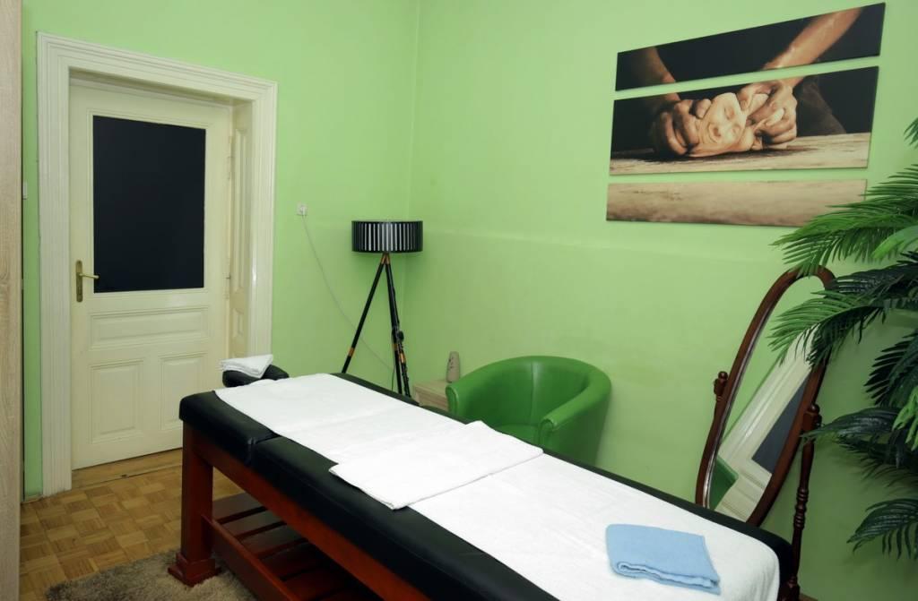 Relax massage in Belgrade
